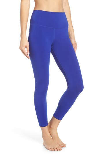 Alo High Waist Airbrush Midi Leggings