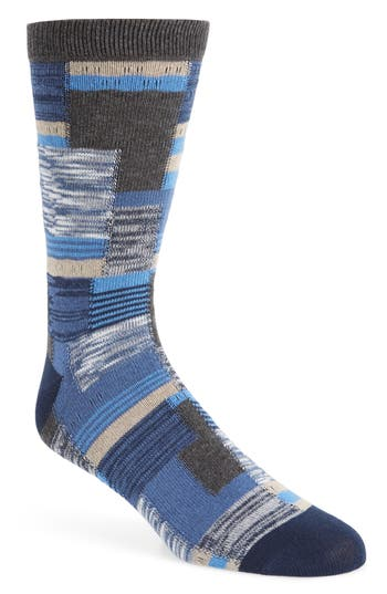1901 Patchwork Socks