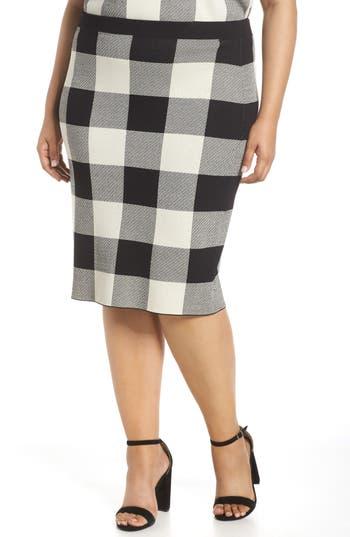 RACHEL Rachel Roy Raj Sweater Skirt