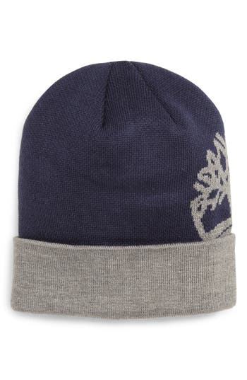 Timberland Tree Logo Watch Cap Beanie