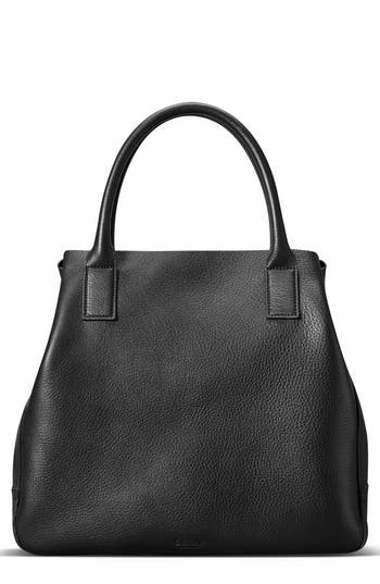Shinola Runwell Pebbled Leather Tote