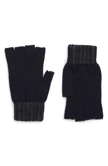 Ted Baker London Fingerless Knit Gloves