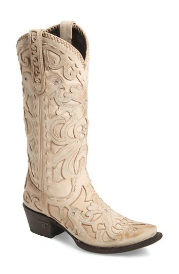LANE BOOTS Robin Western Boot (Women)