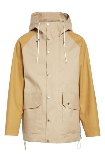 Mackintosh Bonded Cotton Hooded Jacket