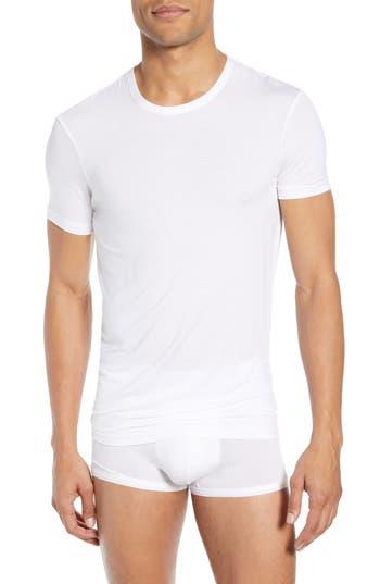 Calvin Klein Crewneck Stretch Modal T-Shirt