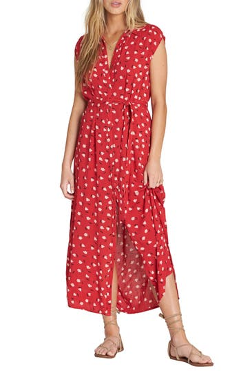 Billabong Little Flirt Maxi Dress