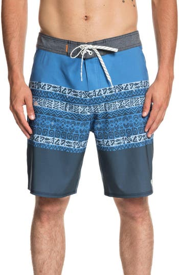 Quiksilver Waterman Collection Liberty Triblock Board Shorts