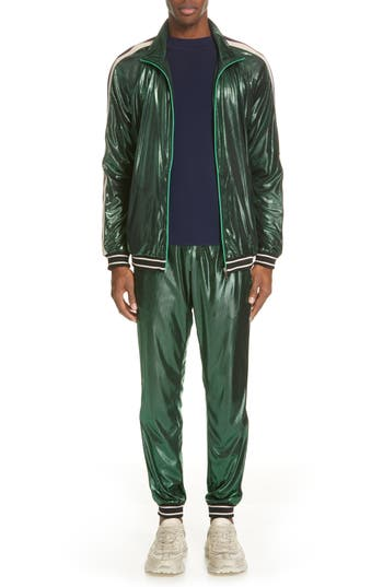 Gucci Shimmer Track Pants