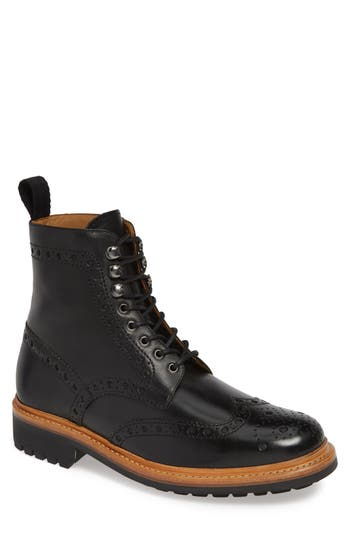 Grenson Fred Wingtip Boot