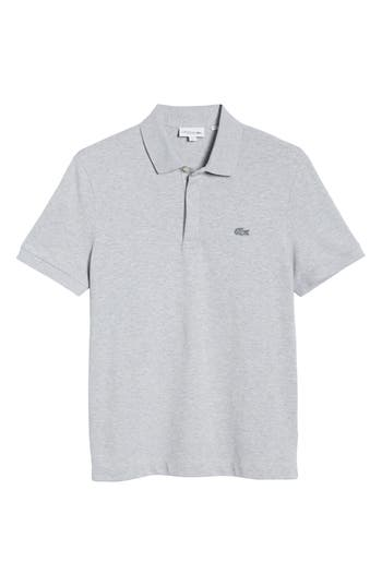 Lacoste Paris Regular Fit Stretch Polo