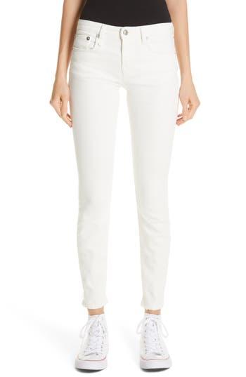 R13 Allison Distressed Skinny Jeans