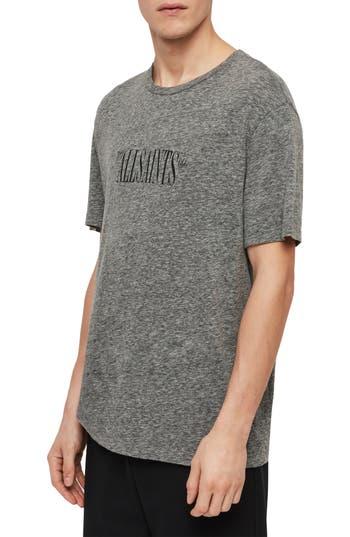 ALLSAINTS Brackets Classic Fit Crewneck T-Shirt