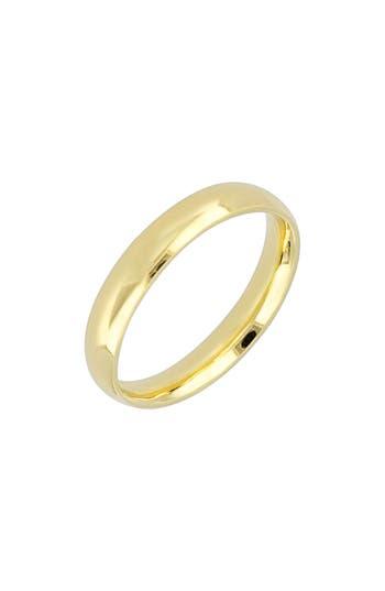 Bony Levy Wedding Band Ring, 3.8mm