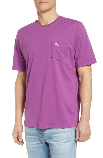 Tommy Bahama 'New Bali Sky' Original Fit Crewneck Pocket T-Shirt
