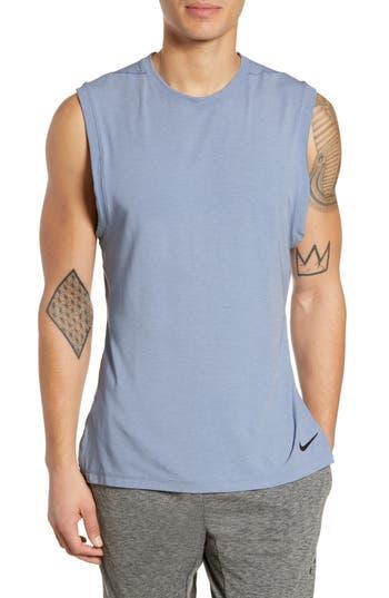 Nike Dry Transcent Sleeveless T-Shirt