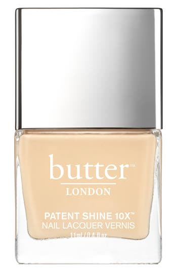 Butter London 'Patent Shine 10X' Nail Lacquer - Shop Girl