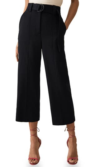 Reiss Emily Crop Trousers