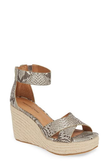 Treasure & Bond Othelia Espadrille Wedge Sandal (Women)