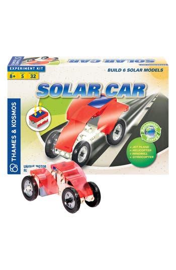 Boys Thames  Kosmos Solar Car