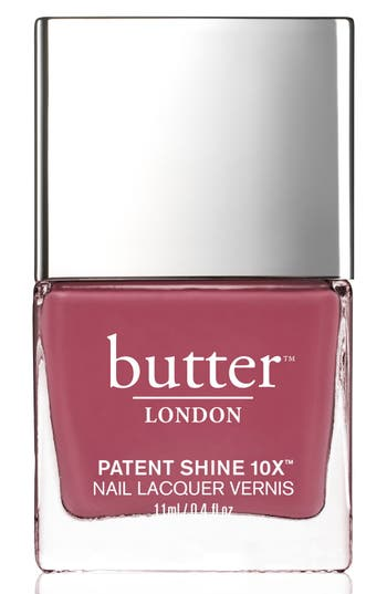 Butter London 'Patent Shine 10X' Nail Lacquer - Dearie Me!