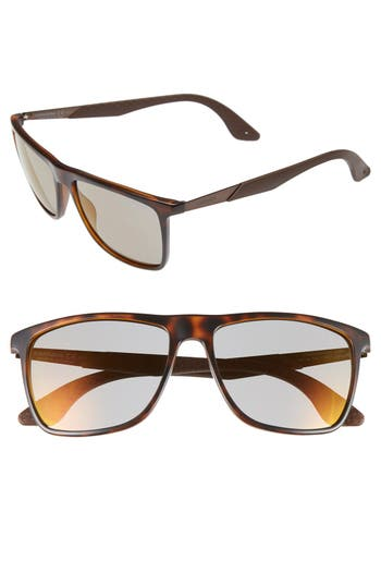Carrera Eyewear 5m Retro Sunglasses - Havana Brown
