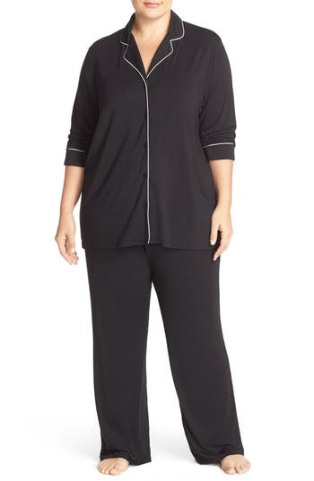 Plus Size Women's Nordstrom 'Moonlight' Pajamas