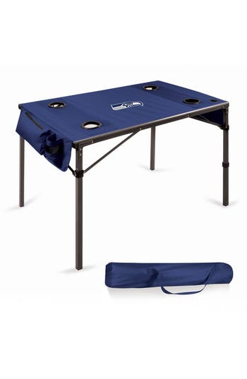 Picnic Time Soft Top Travel Table, Size One Size - Blue