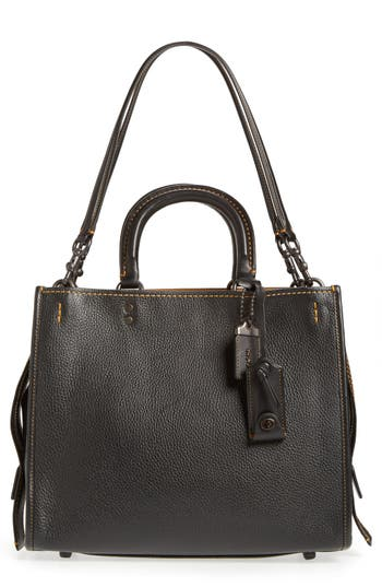 Coach 1941 'Rogue' Leather Satchel -