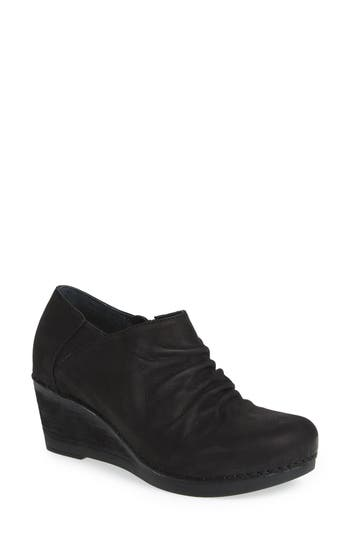 Women's Dansko 'Sheena' Slouchy Wedge Bootie at NORDSTROM.com