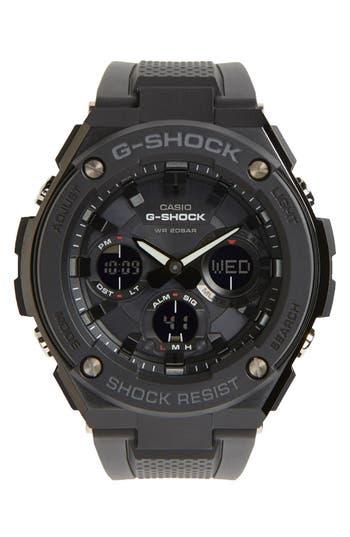 G-Shock Ana-Digi Solar Watch, 46mm