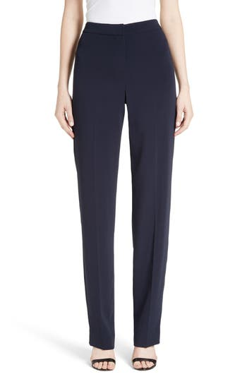 Women's St. John Collection Diana Classic Cady Stretch Pants