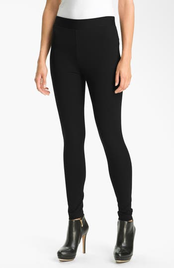 Petite Two By Vince Camuto Leggings, Grey