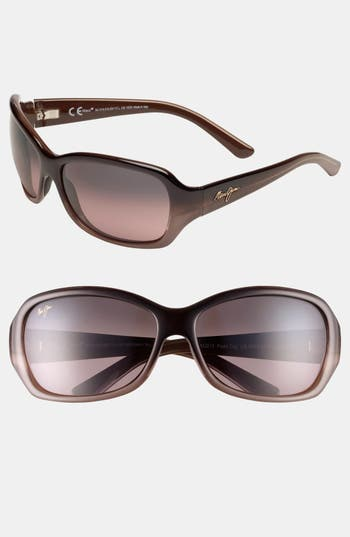 Maui Jim Pearl City 6m Polarizedplus2 Sunglasses - Chocolate Fade