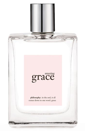 philosophy 'amazing grace' eau de toilette spray