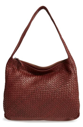 Robert Zur Large Jo Leather Hobo - at NORDSTROM.com