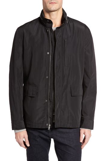 Cole Haan Packable Jacket, Black
