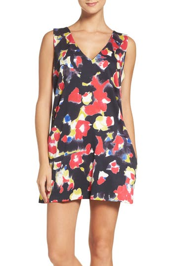 French Connection Bella Lula Graphic Minidress