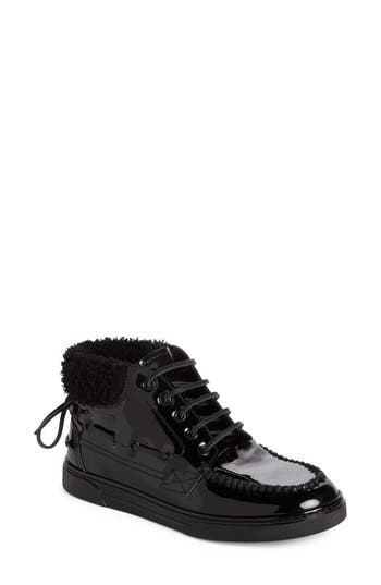 Saint Laurent Antibe Boat Sneaker