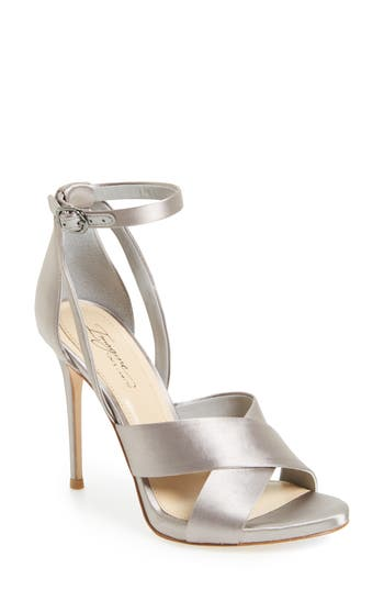 Imagine By Vince Camuto Dairren Strappy Sandal, Grey