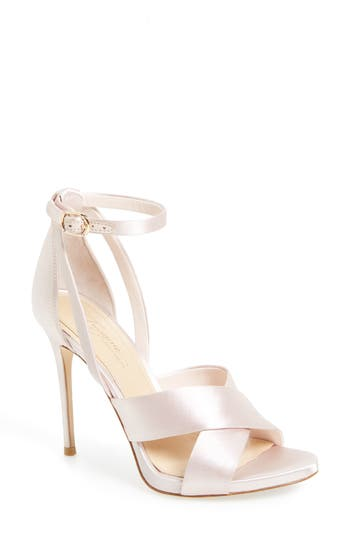 Imagine By Vince Camuto Dairren Strappy Sandal- Pink