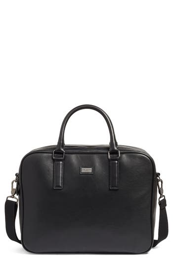 Ted Baker London Leather Document Bag -