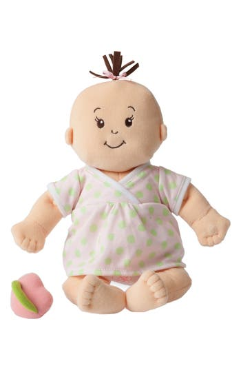 Toddler Girls Manhattan Toy Baby Stella Sweet Sounds Doll