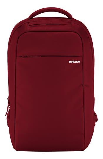 Incase Designs Icon Lite Backpack - Red