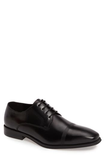 Men's Reaction Kenneth Cole Pure Hearted Cap Toe Derby