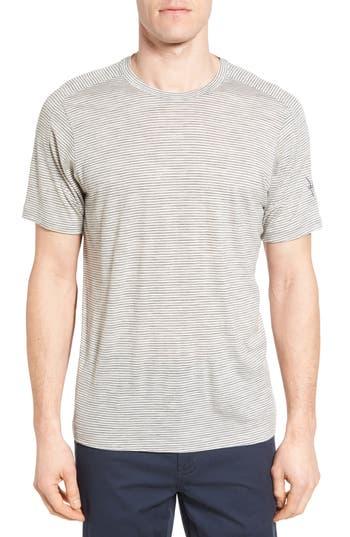 Ibex Regular Fit Overdyed Merino Wool T-Shirt
