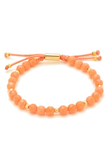 Women's Gorjana Power Semiprecious Stone Beaded Bracelet