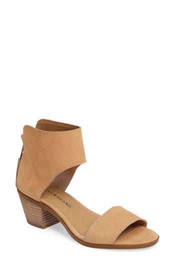 Lucky Brand Barbina Sandal, Beige