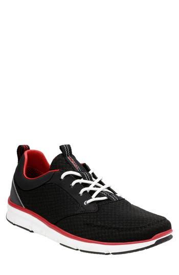 Clarks Orson Fast Sneaker, Black