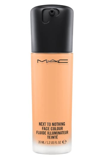 MAC Next To Nothing Face Colour - Medium Plus