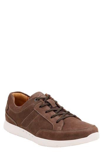 Clarks Un. lomac Sneaker, Brown